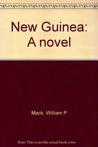 9781877853289: New Guinea: A novel