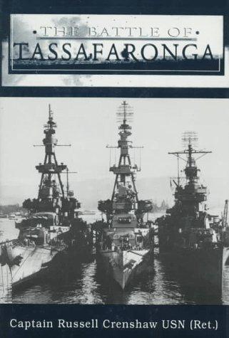 9781877853371: The Battle of Tassafaronga