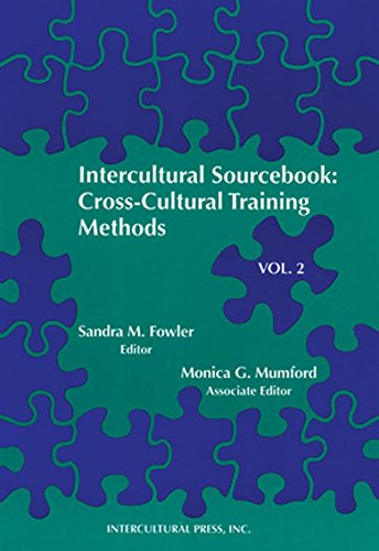 9781877864643: Intercultural Sourcebook Vol 2: Cross-Cultural Training Methods