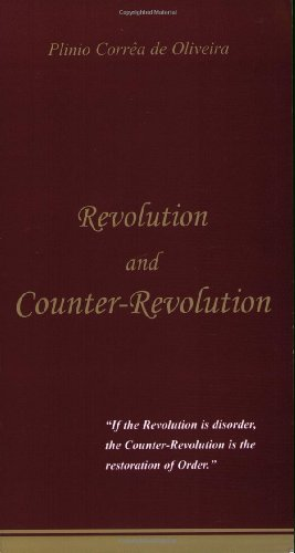 9781877905179: Revolution and Counter-Revolution. (Third Edition)