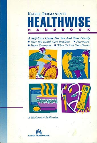 9781877930119: Healthwise Handbook: A Self-Care Guide for You