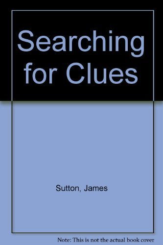 9781877960246: Searching for Clues