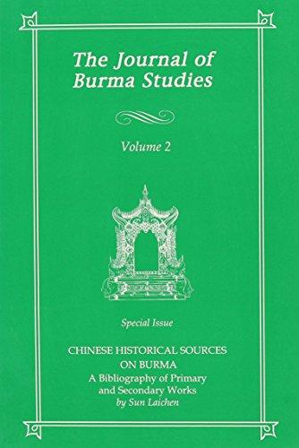 The Journal of Burma Studies: Richard Cooler (Editor)