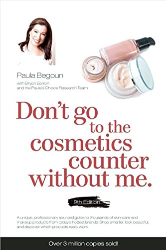 9781877988356: Don't Go to the Cosmetics Counter without Me (Don't Go to the Cosmetic Counter Without Me)