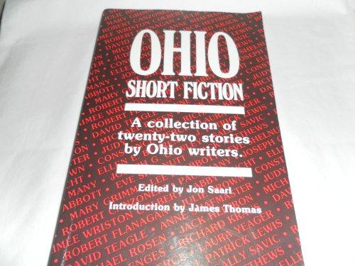 Ohio Short Fiction: Saari, Jon (editor)