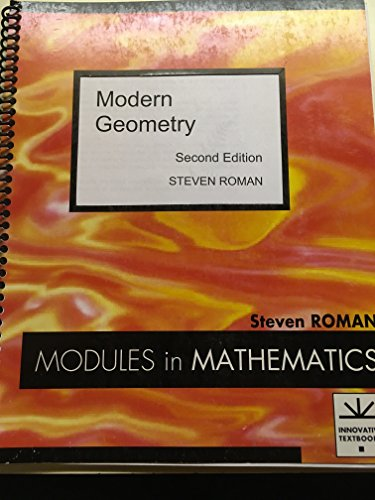 9781878015259: Modern Geometry (Modules in Mathematics)