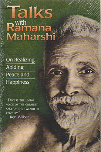 9781878019004: Talks with Ramana Maharshi: On Realizing Abiding Peace and Happiness