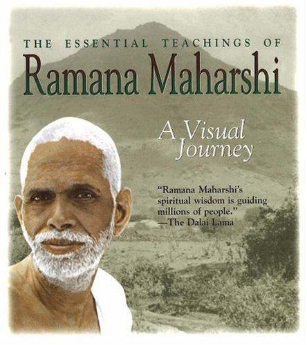 The Essential Teachings of Ramana Maharshi: A Visual Journey: Matthew Greenblatt
