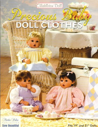 9781878048462: Middleton Doll Precious Baby Doll Clothes