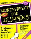 Wordperfect for Dummies