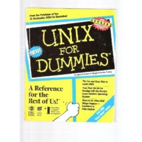 9781878058584: Unix for Dummies