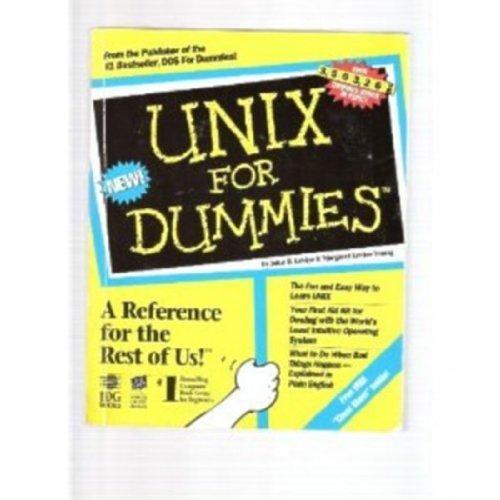9781878058584: Unix for Dummies