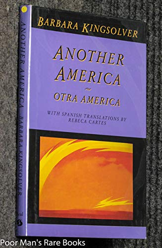 ANOTHER AMERICA (AUTHOR SIGNED)