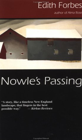 9781878067999: Nowle's Passing (Forbes, Edith)