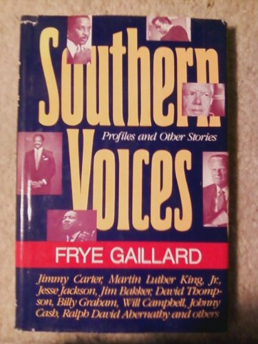 9781878086068: Southern Voices: Profiles and Other Stories