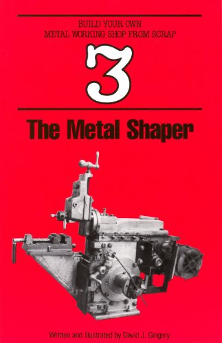 The Metal Shaper (9781878087027) by Gingery, David