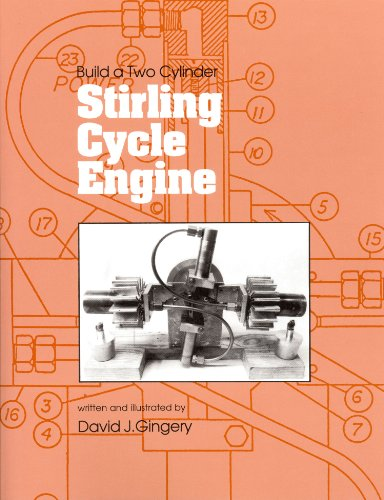 9781878087096: Build a Two Cylinder Stirling Cycle Engine