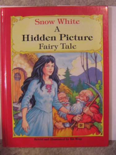 9781878093264: Snow White: A Hidden Picture Fairy Tale