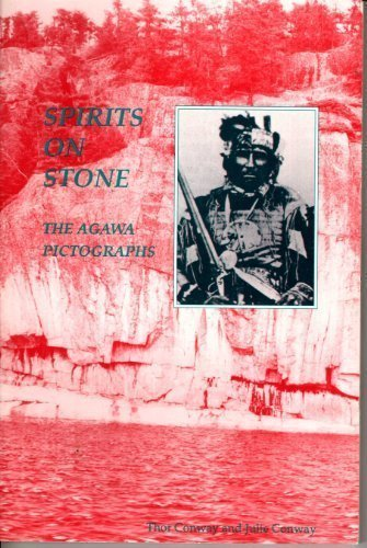 9781878094001: Spirits on Stone: The Agawa Pictographs (Heritage Discoveries Publication ; #1)