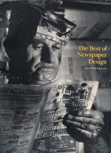 The Best of Newspaper Design Eleventh Edition: David (ed) Griffin