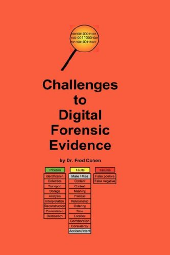 9781878109415: Challenges to Digital Forensic Evidence