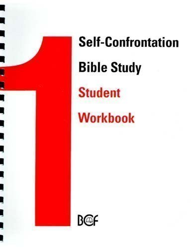 9781878114426: Self-confrontation Bible Study Student Workbook: Using the Self-confrontation Ma