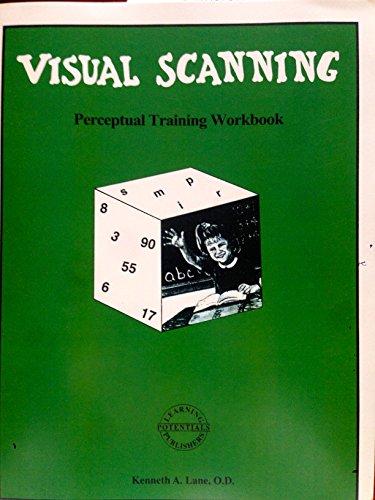 9781878145048: Visual Scanning - Perceptual Training Workbook