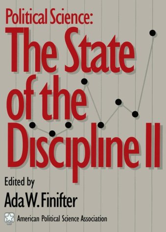 9781878147080: Political Science the State of the Discipline II