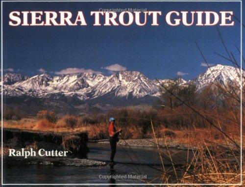 9781878175021: Sierra Trout Guide