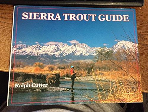 9781878175038: Sierra Trout Guide