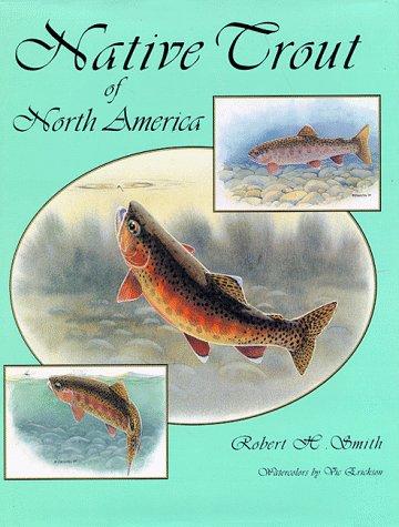 9781878175939: Native Trout of North America