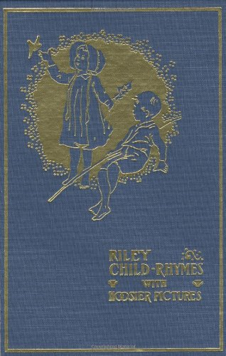 9781878208170: Riley Child-Rhymes with Hoosier Pictures (Indiana)