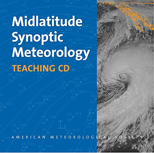 9781878220271: Midlatitude Synoptic Meteorology: Teaching CD with PowerPoint Slides and Other Resources