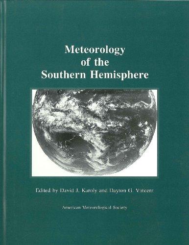 Meteorology of the Southern Hemisphere: Vol 27: Karoly, David J. (Editor)/ Vincent, Dayton G. (...