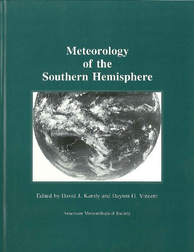 Meteorology of the Southern Hemisphere (Meteorological Monographs)