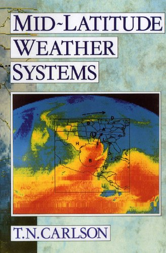 9781878220301: Mid-Latitude Weather Systems