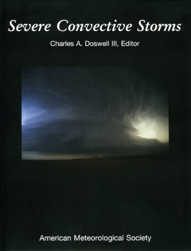 9781878220417: Severe Convective Storms (Meteorological Monographs)