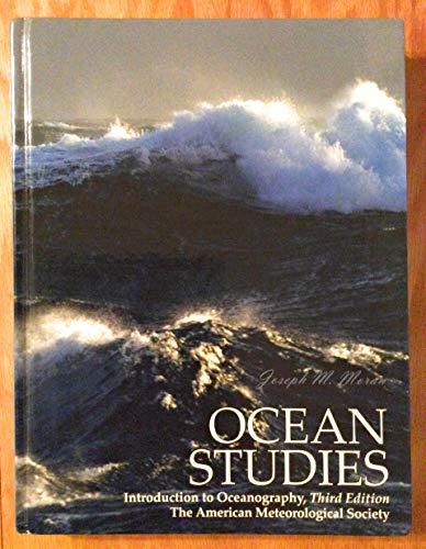 9781878220486: Ocean Studies: Introduction to Oceanography