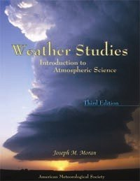 9781878220745: Weather Studies: Introduction to Atmospheric Science
