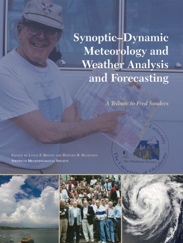 Synoptic-Dynamic Meteorology and Weather Analysis and Forecasting: Lance F Bosart