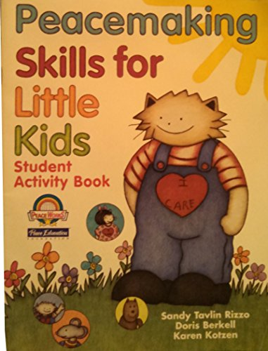 9781878227157: Peacemaking Skills for Little Kids
