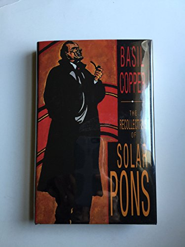 The Recollections of Solar Pons: Copper, Basil