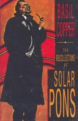 THE RECOLLECTIONS OF SOLAR PONS [Limited Edition / Signed Copy]