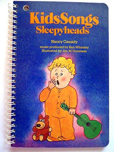 KidsSongs Sleepyheads with Book (Kidsongs): Cassidy, Nancy