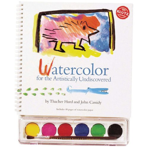 9781878257444: Watercolor: For the Artistically Undiscovered (Klutz)