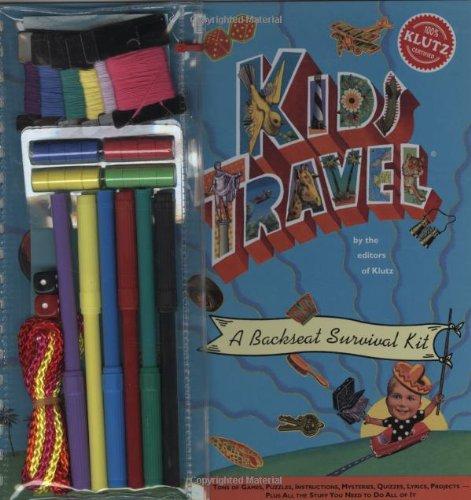 9781878257710: Kids Travel: A Backseat Survival Kit