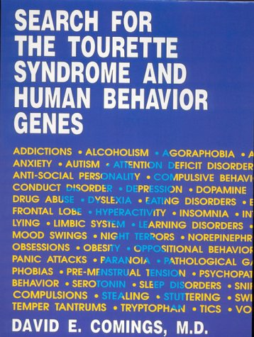9781878267368: Search for the Tourette Syndrome and Human Behavior Genes