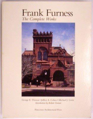 9781878271259: Frank Furness ( 1568980949)