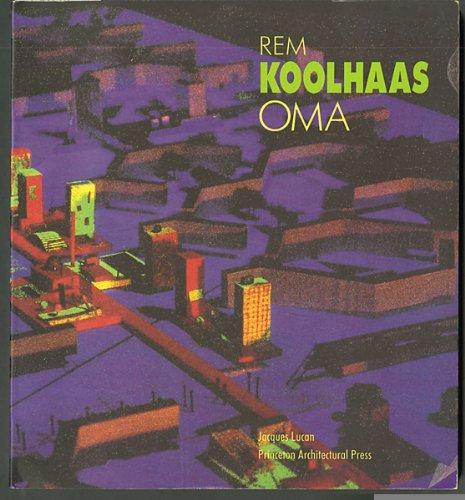 9781878271556: Rem Koolhaas / OMA