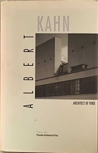 9781878271846: Albert Kahn: Architect of Ford